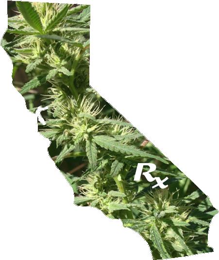 California ia a Medical Marijuana State