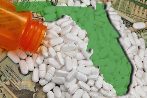 Oxycodone rampant in Florida