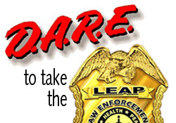 DARE officers to step up to reason