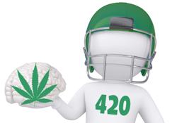 420 Football guy