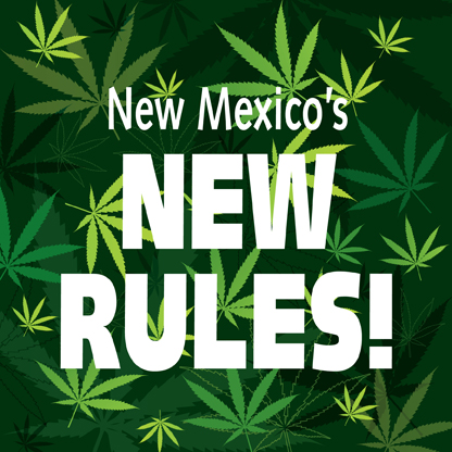 NM Medical Cannabis New Rules