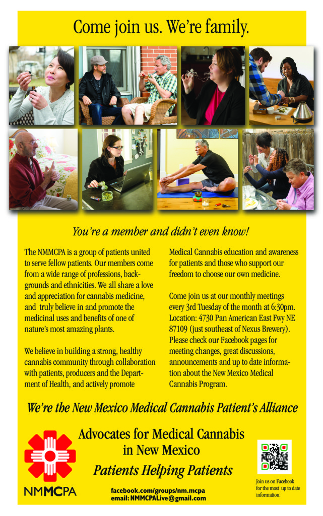 NM Medical Cannabis Patient's Alliance