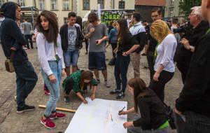Cannabis Advocates protesting