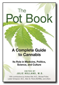 The Pot Book, by Dr. Julia Holland